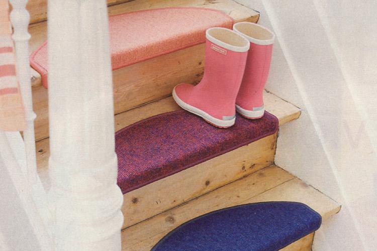 Teppich Für Treppen emejing stufenmatten fuer treppe gallery kosherelsalvador com